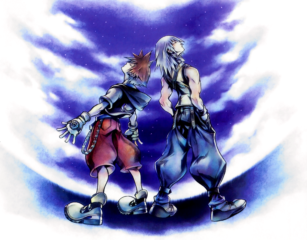 PGs Game Room Old Review Kingdom Hearts RE Chain of Memories PS2 1021x800