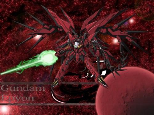 Sunrise Studio Mobile Suit Gundam Wing Wallpaper 500x375
