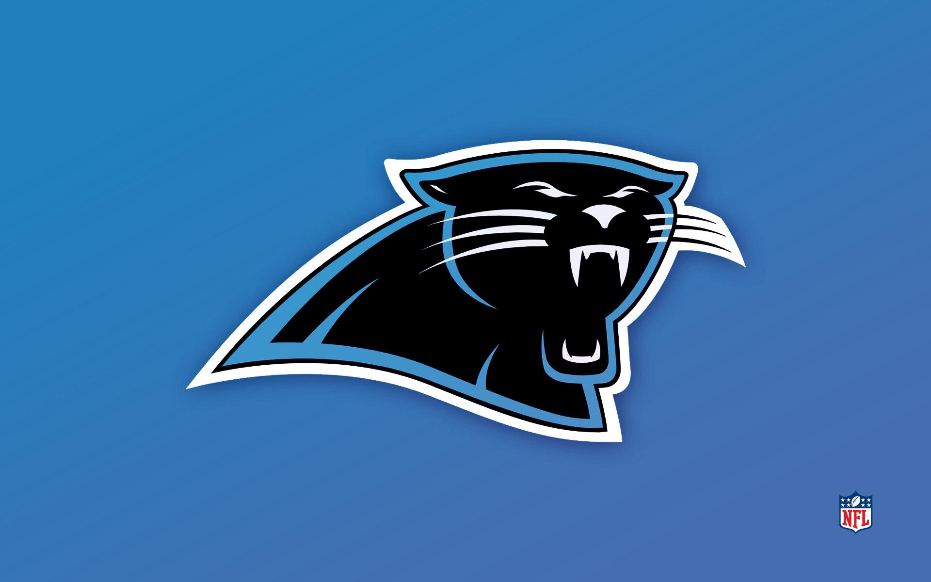 Carolina Panthers Logo HD wallpapers 1920x1200