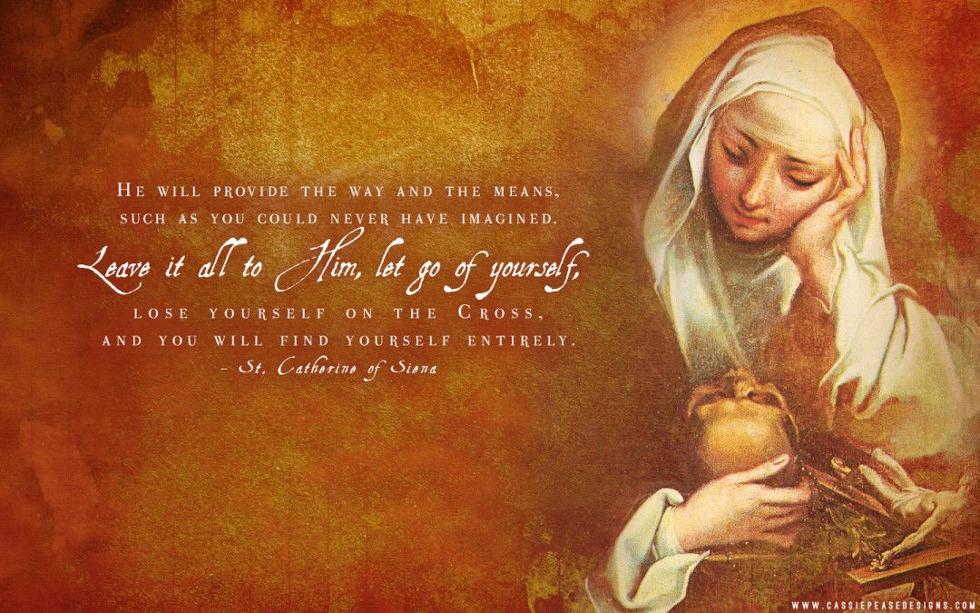 St Catherine of Siena Desktop Wallpaper Places to Visit St 1080x675