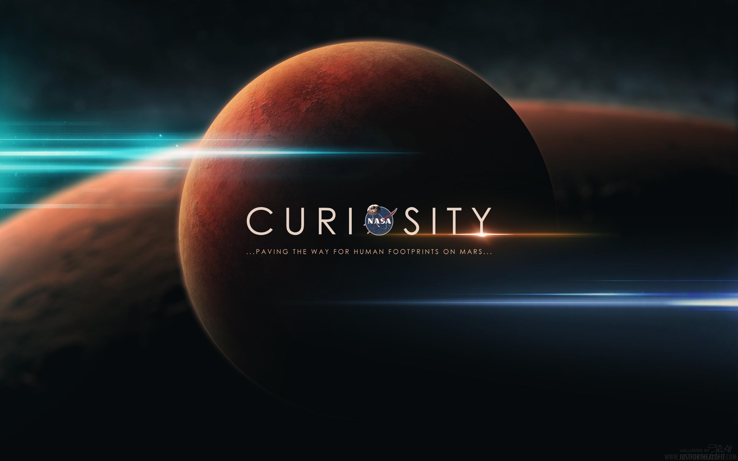 NASA Mars Curiosity Wallpapers HD Wallpapers 2560x1600