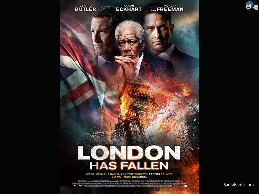 London Has Fallen Movie Wallpaper 4 1024x768