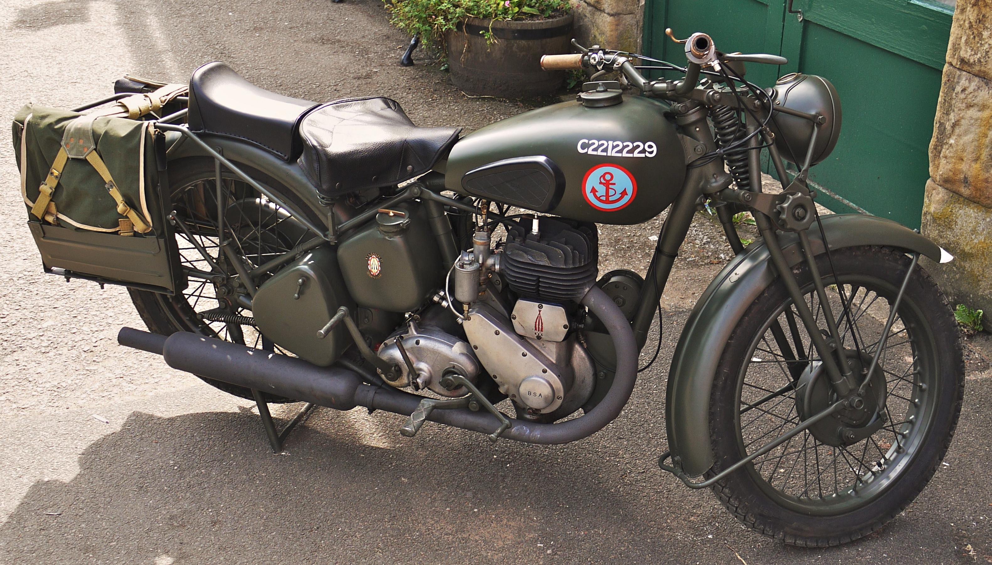 FileBSA Army Motorcycle   Flickr   mick   Lumixjpg 3161x1802