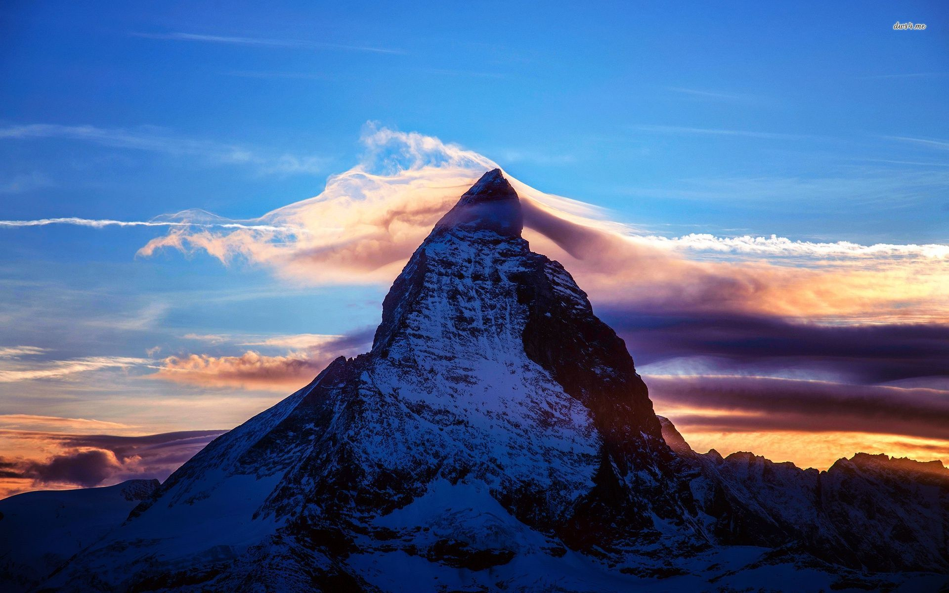 Hd Background Wallpaper 800x600: Matterhorn Wallpaper
