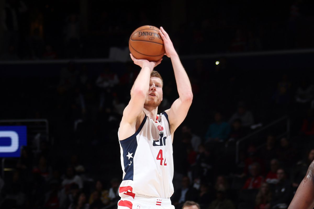 Wizards Davis Bertans to take part in 2020 NBA 3 point contest 1200x800