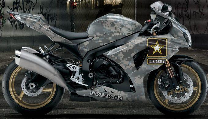US Army wrap Motorcycle Pinterest Wraps Us army 680x389