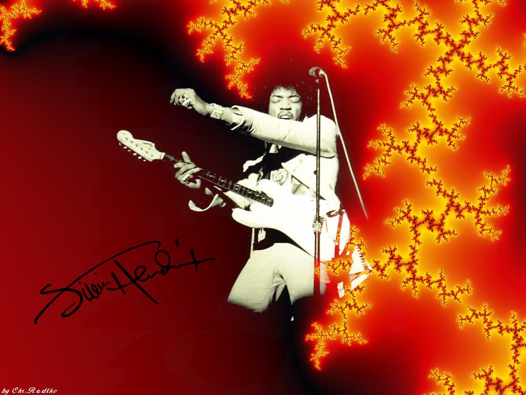 Jimi Hendrix IPhone Wallpaper