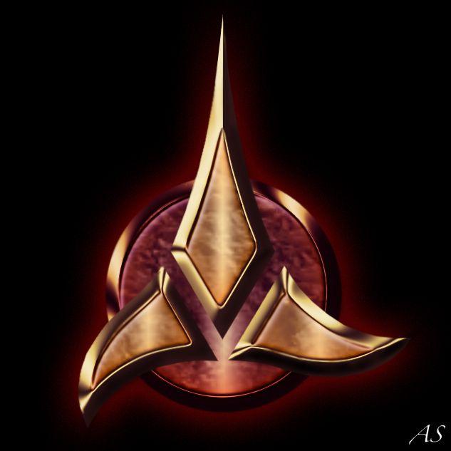 Klingon Logo Klingon 633x633