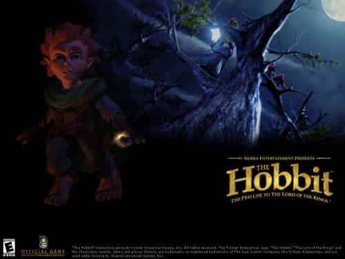 Desktop The Hobbit Wallpaper 500x375