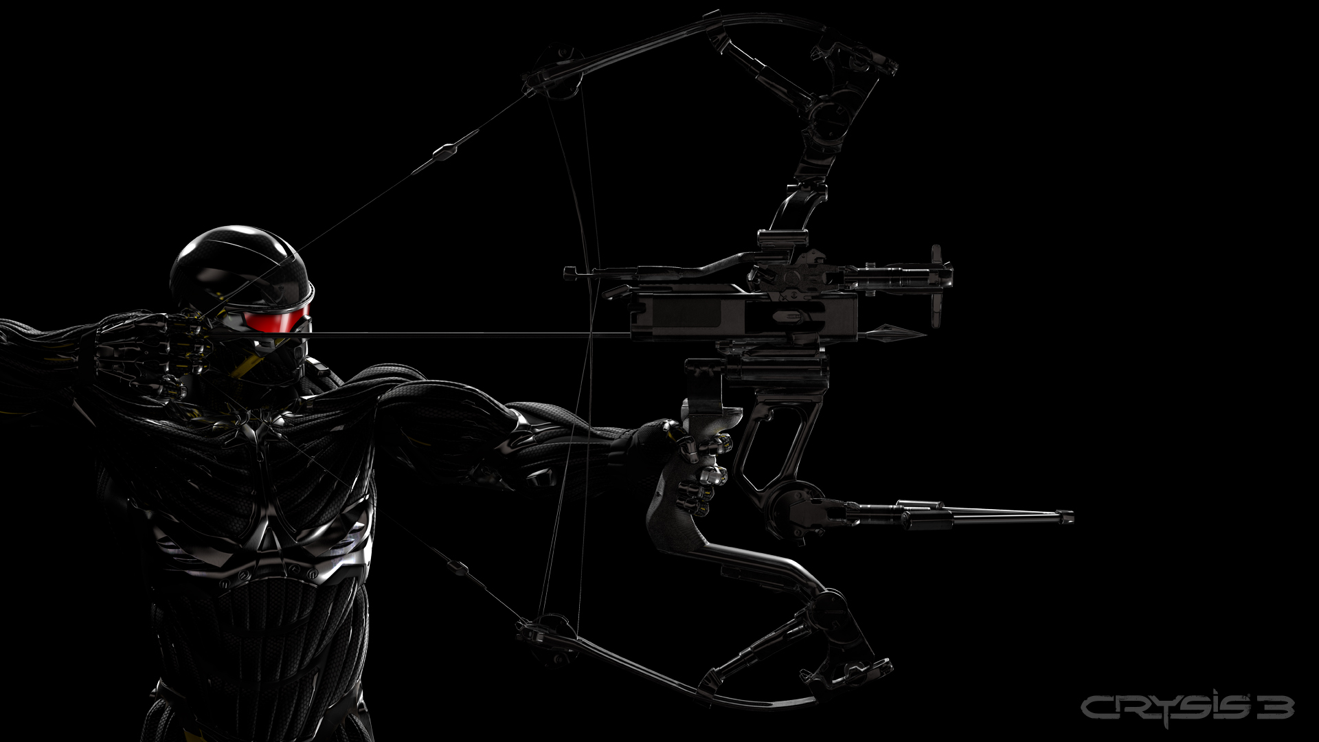 Crysis 3 Prophet and Predator Bow Wallpapers HD Wallpapers 1920x1080