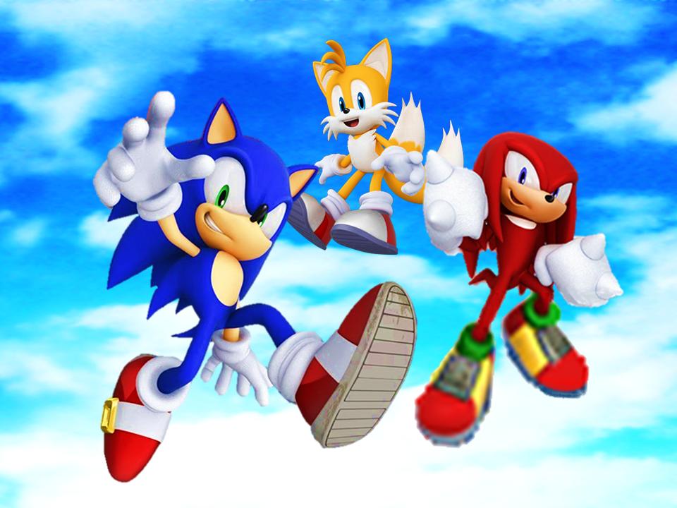 Team Sonic Heroes Final Sky Wallpaper by 9029561 960x720