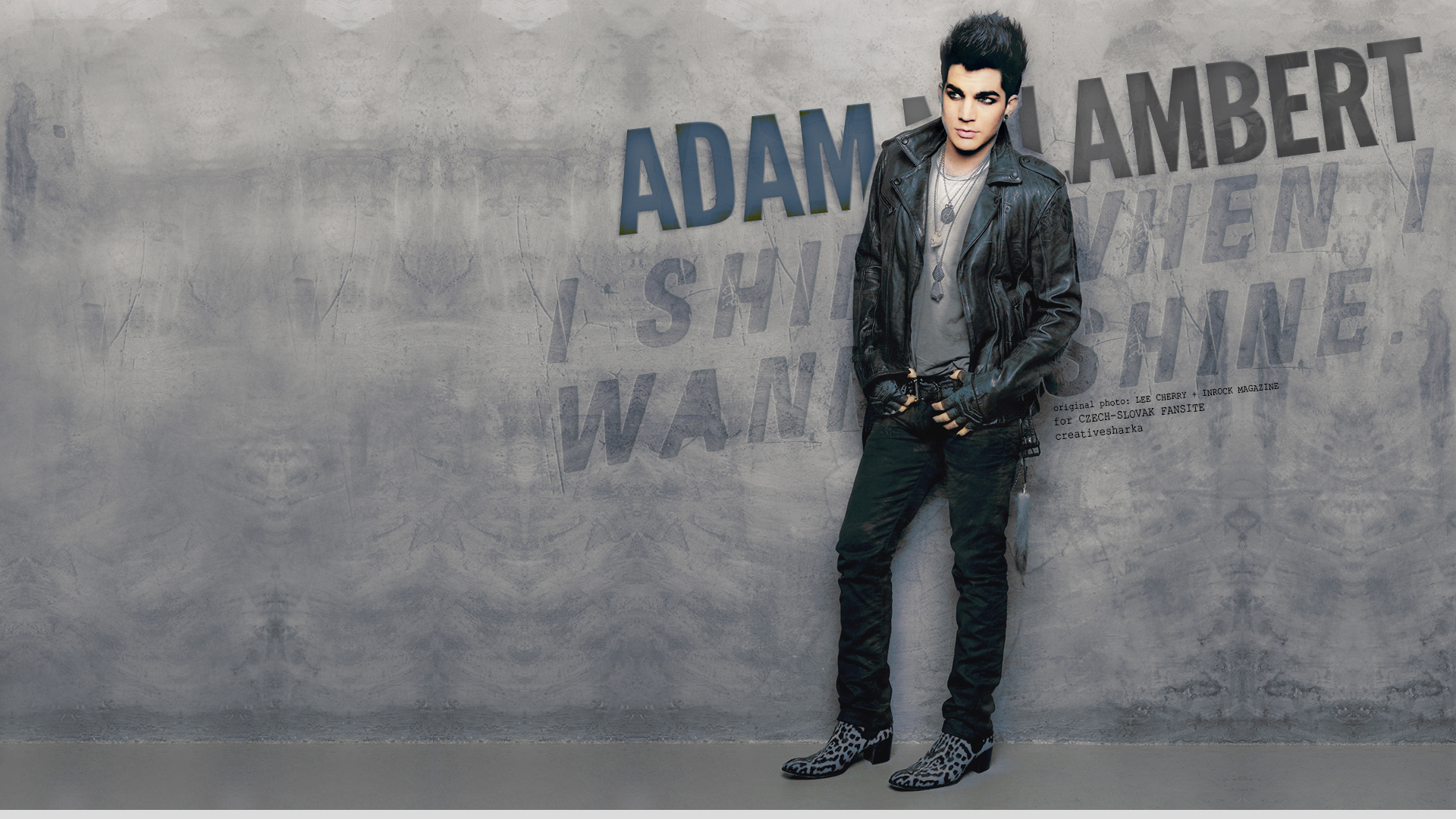Adam Lambert   Adam Lambert Wallpaper 36716146 1920x1080