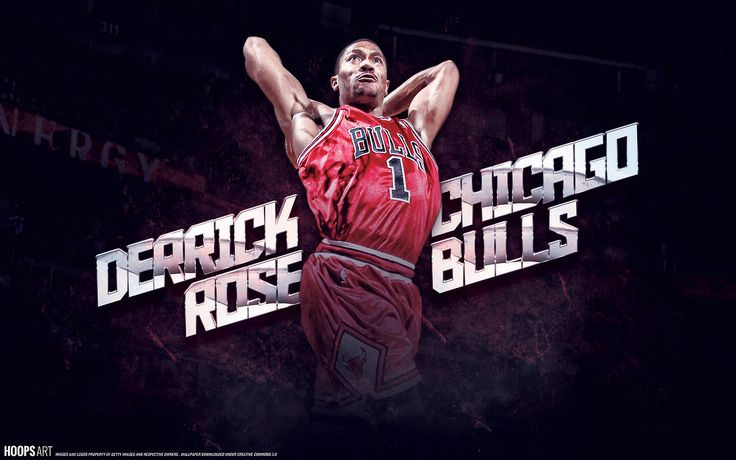 NBA Derrick Rose IphoneIpod Wallpaper NBA WALLPAPERS 736x460