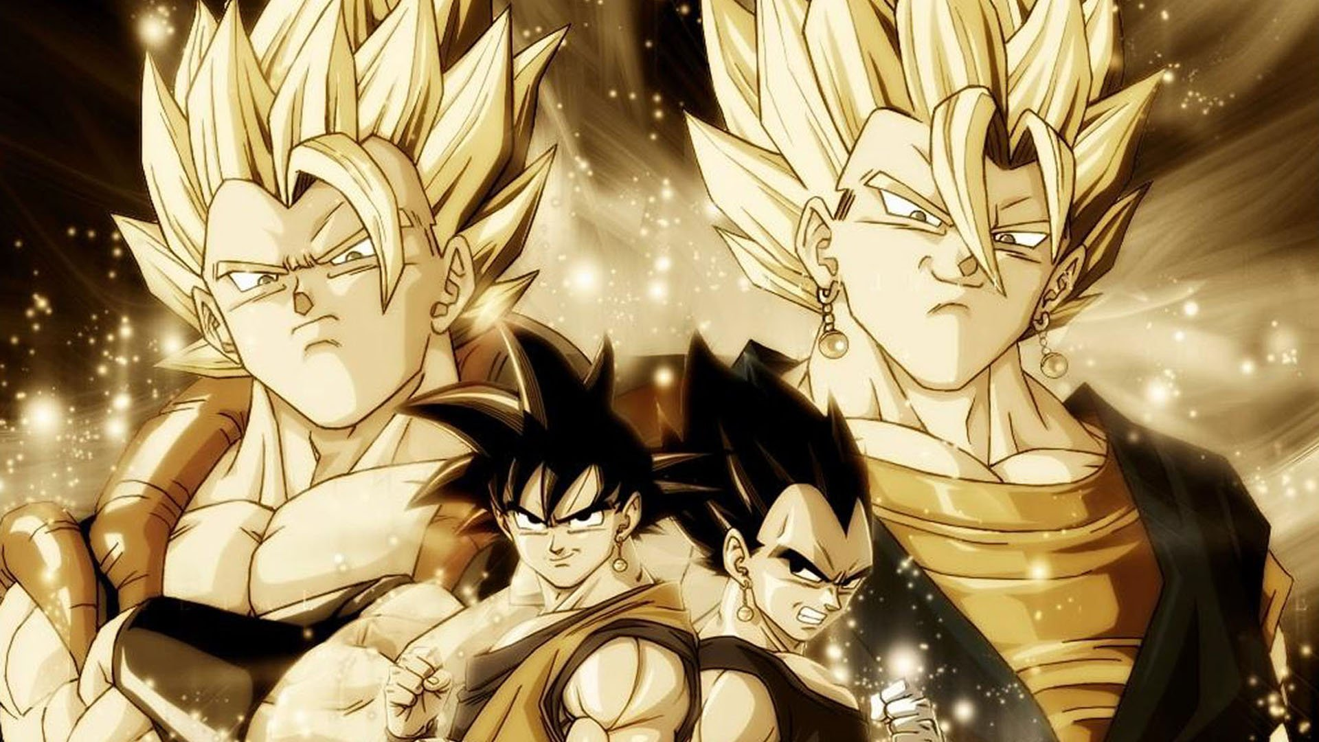 Wallpapers De Dragon Ball En HD 1920x1080 Taringa