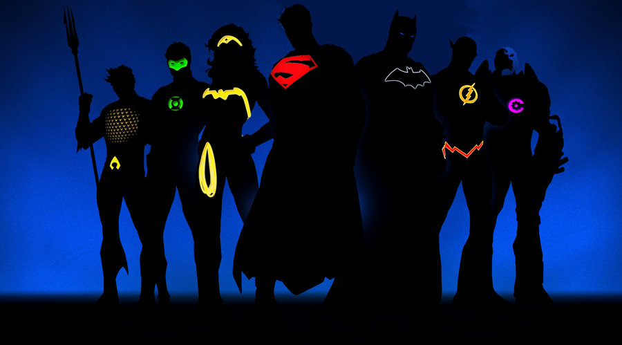 Justice League DC Avengers by PegasusKnight 900x499