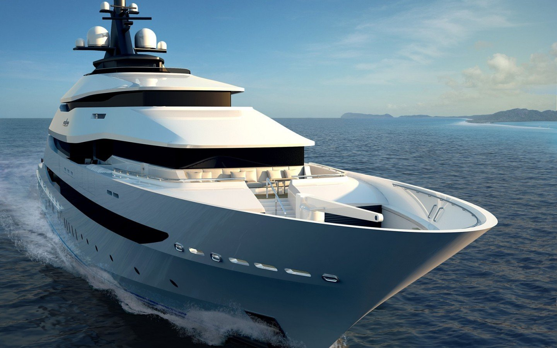 43 Yacht Wallpapers High Resolution On Wallpapersafari