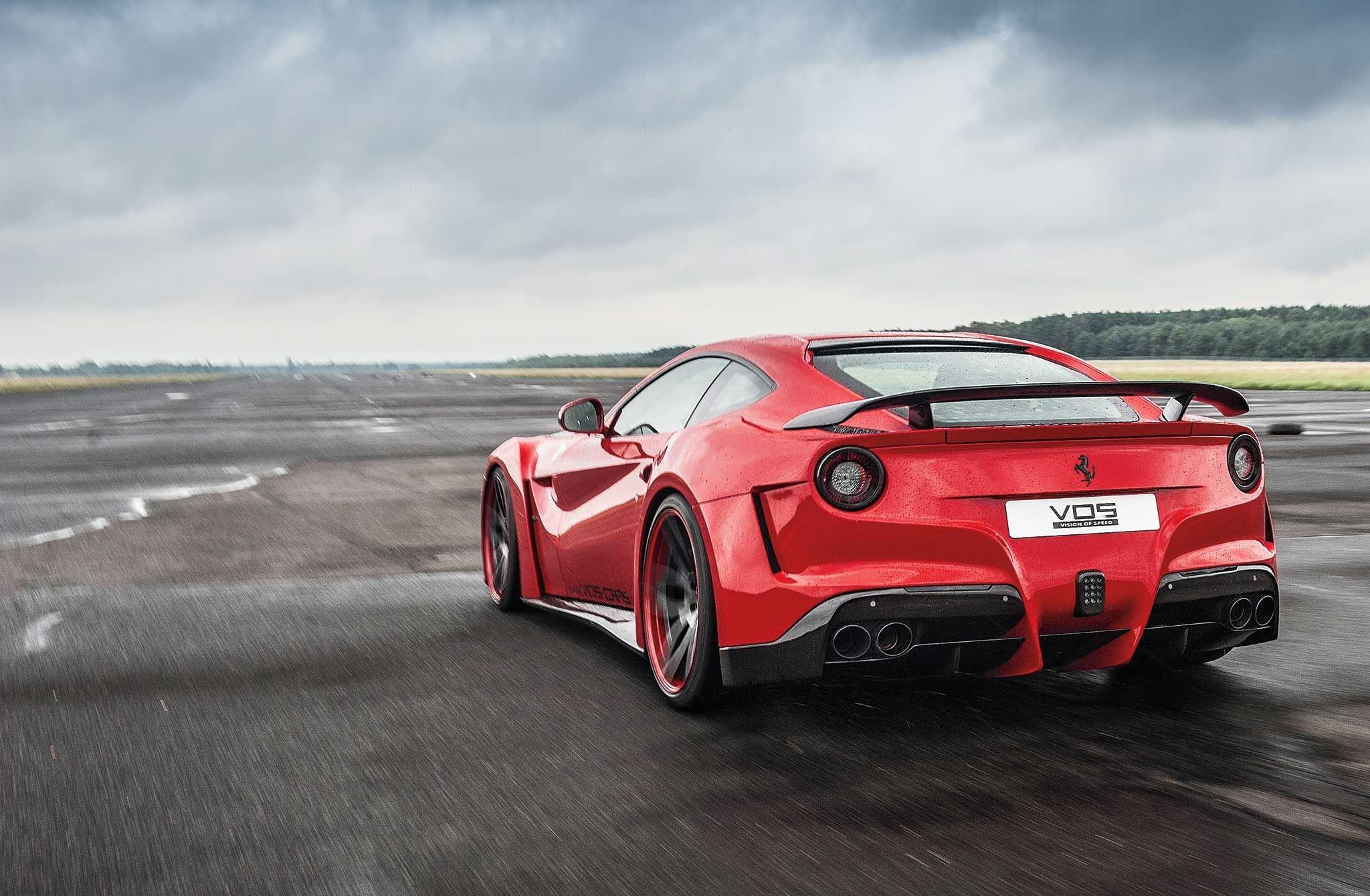Novitec Rosso N Largo S Ferrari F12 BerlinettaRelated Car 2048x1340