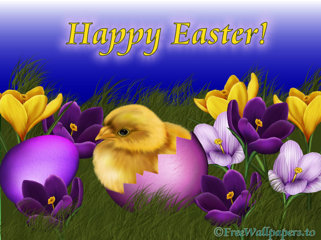 Tube Easter desktop backgrounds wallpapersEaster desktop backgrounds 1024x768