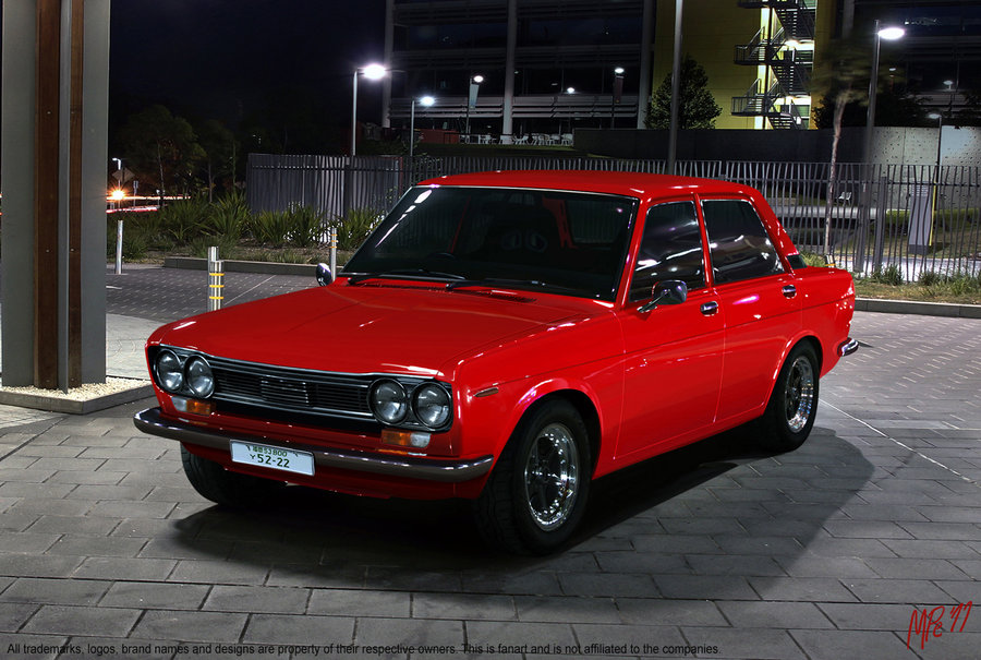 Datsun 510 Wallpaper 900x605