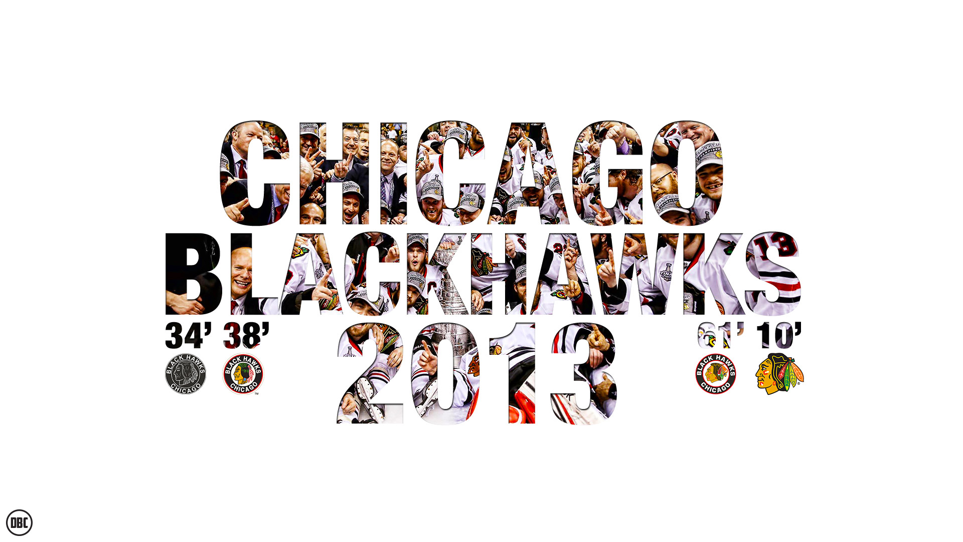 NHL Wallpapers   Chicago Blackhawks 2013 NHL Champions wallpaper 1920x1080