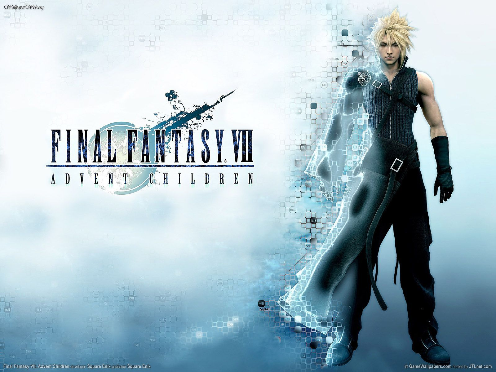 Final Fantasy 7 Wallpaper HD Game Desktop Wallpapers 1600x1200 1600x1200