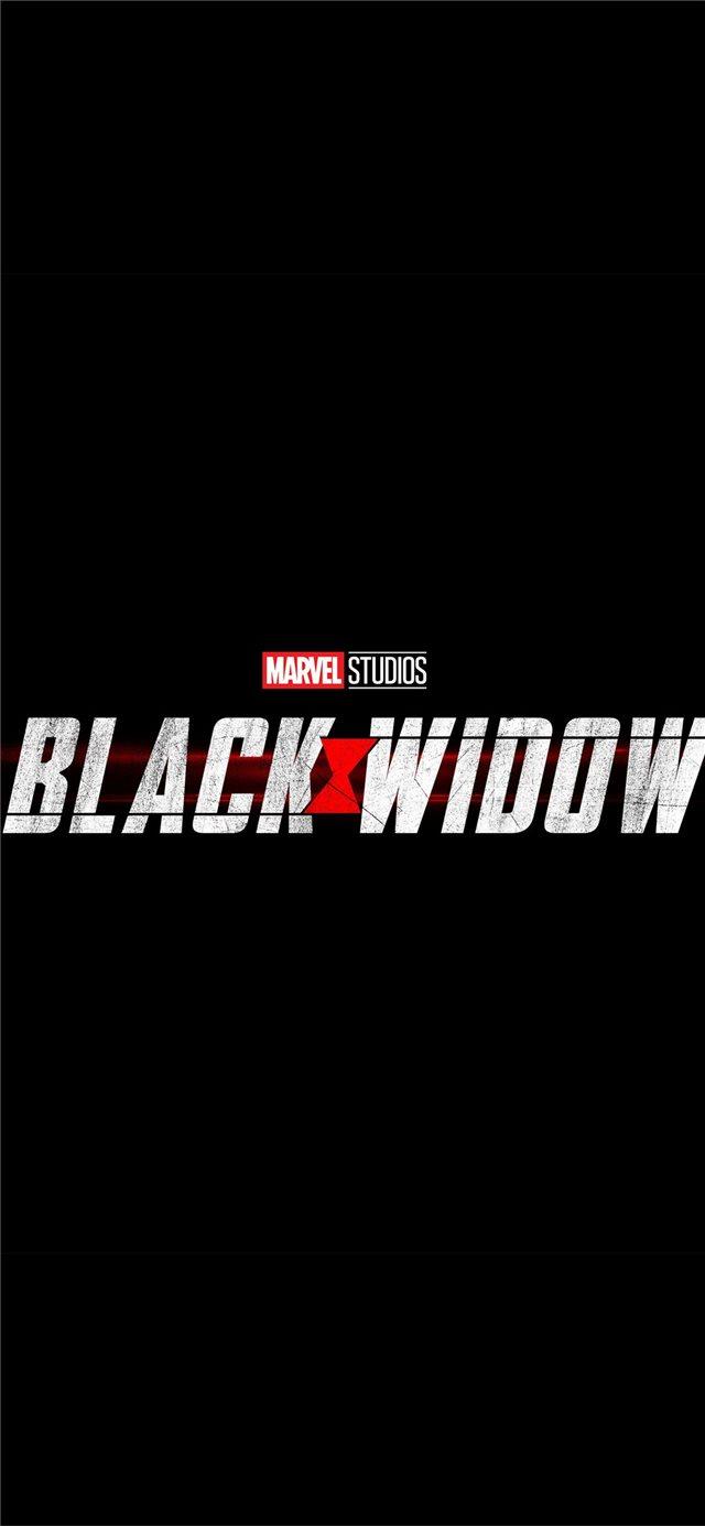 black widow 2020 movie iPhone X Wallpapers Download 640x1385