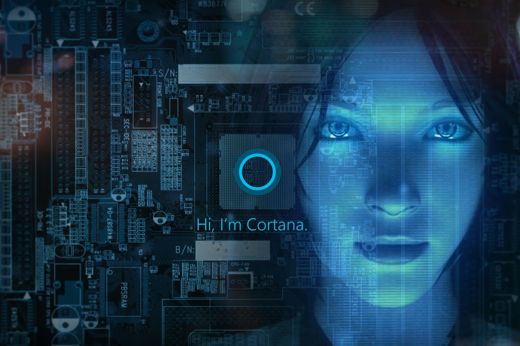 Cortana Halo Images   Windows Phone Voice Hi Im Cortana 1050x700