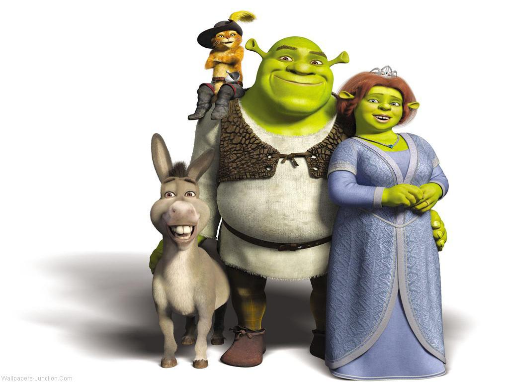 Free Download Pics Photos Shrek Donkey Wallpaper Download