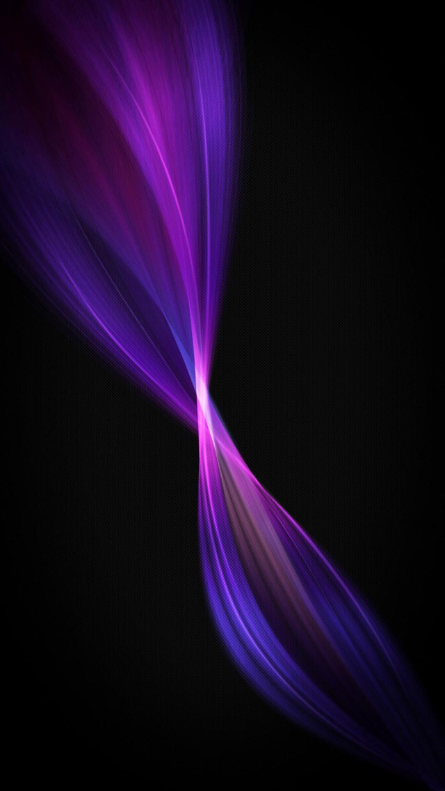 Black And Purple IPhone Wallpaper