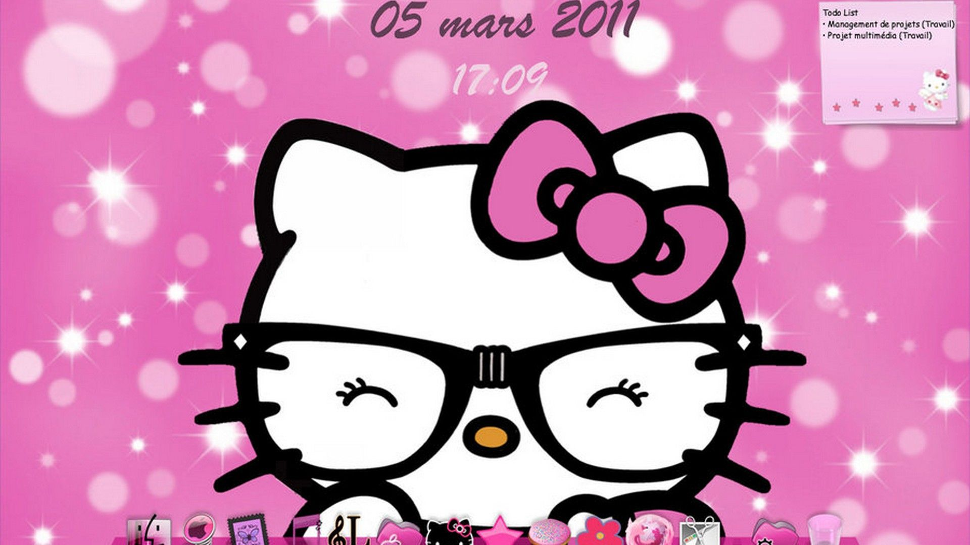 Hello Kitty Wallpaper For Desktop   Hello Kitty Wallpaper For Pc 1920x1080