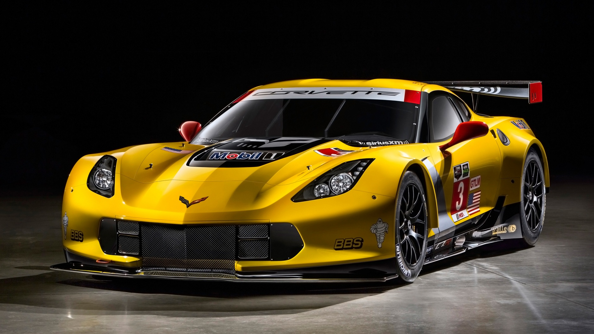 Chevrolet Corvette C7 R 2014 Wallpapers HD Wallpapers 1920x1080