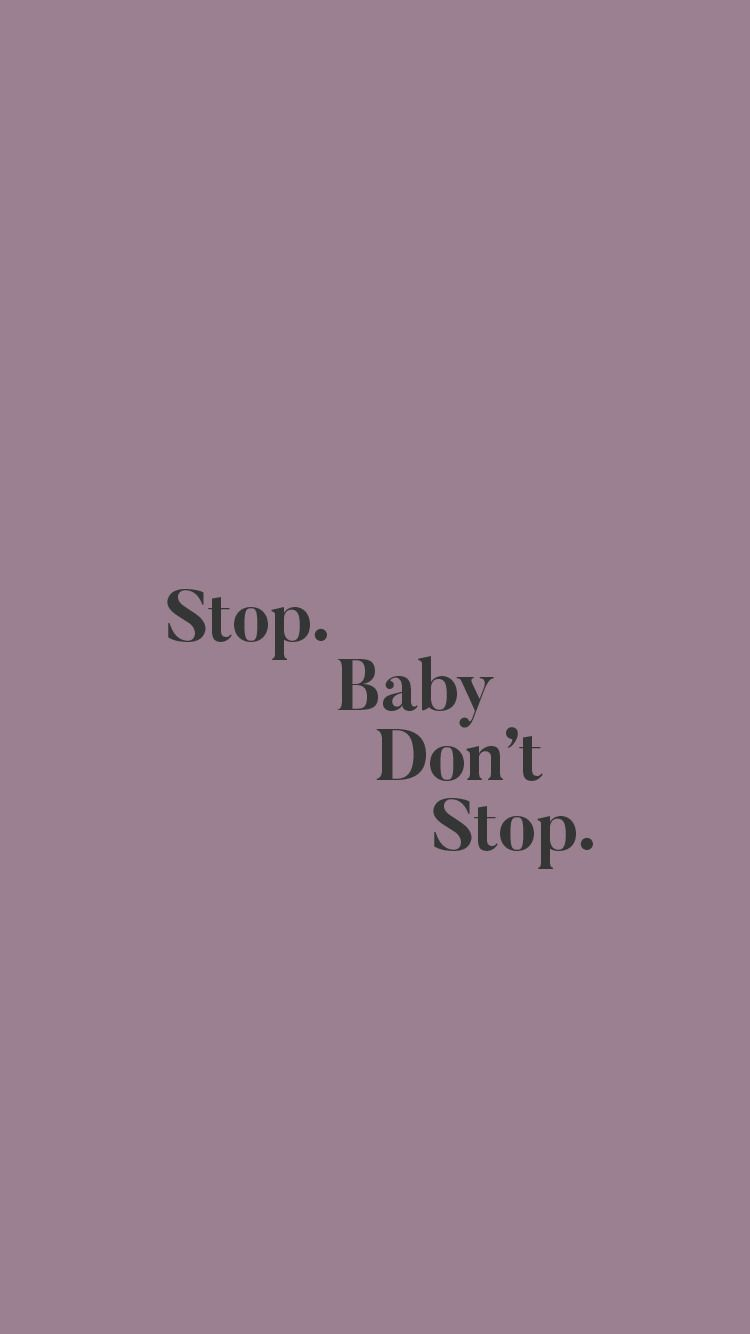 NCT U Taeyong Ten Stop Baby Dont Stop wallpaper lockscreen kpop 750x1334