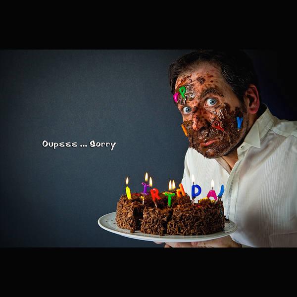 Funny Happy Birthday Wallpaper 600x600