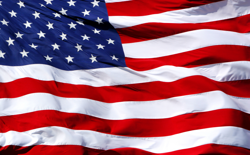 HD Wallpapers Fine usa flag hd wallpapers download 877x547