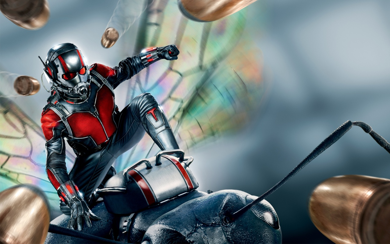 Ant Man 2015 Wallpapers HD Wallpapers 1280x800