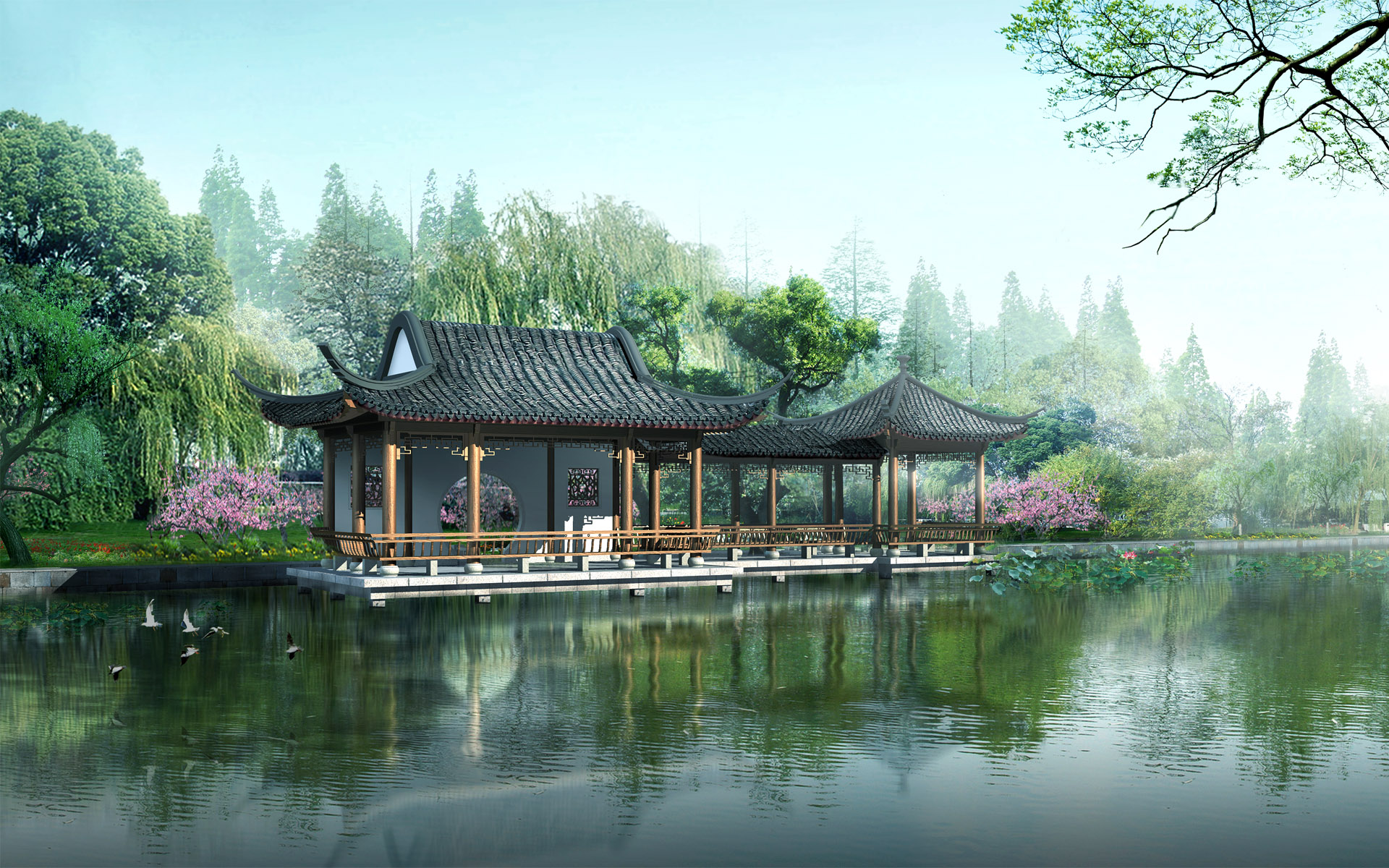 House Japanese Photo Japan wallpapers HD   137109 1920x1200