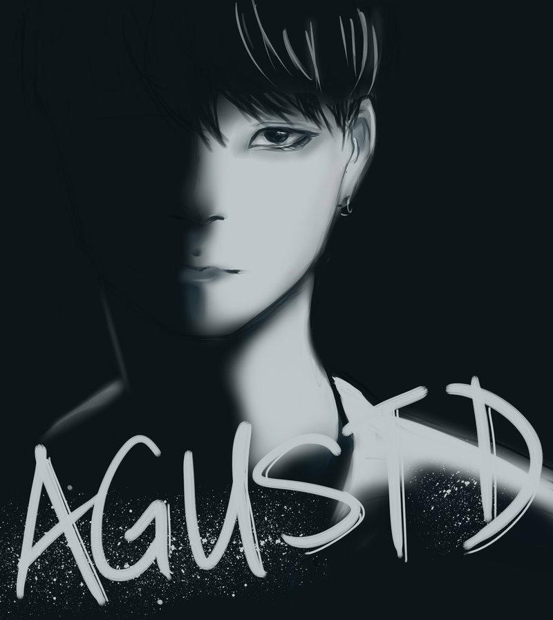 Agust D by crylica kress 800x896