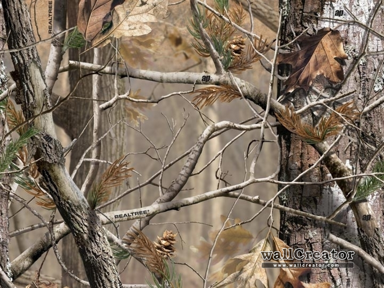 realtree camouflage desktop