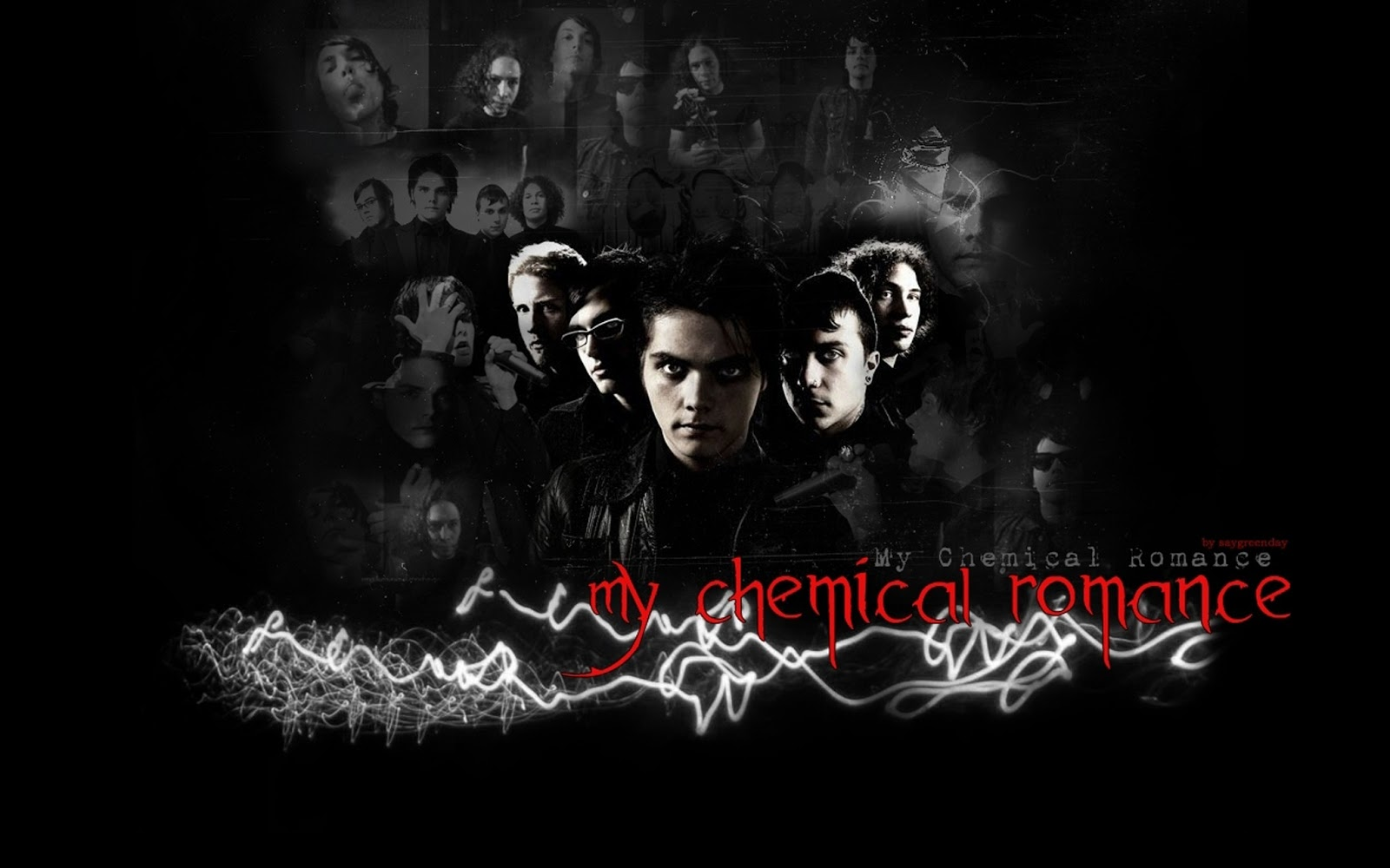 My Chemical Romance Wallpaper Perfect Wallpaper 1600x1000