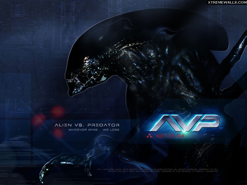 AVP Alien Vs Predator 1024x768 Wallpaper High Resolution Picture 1024x768