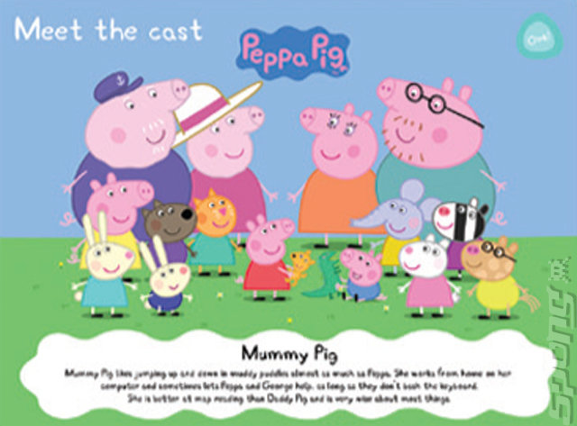 peppa pig wallpaper image search results 640x473