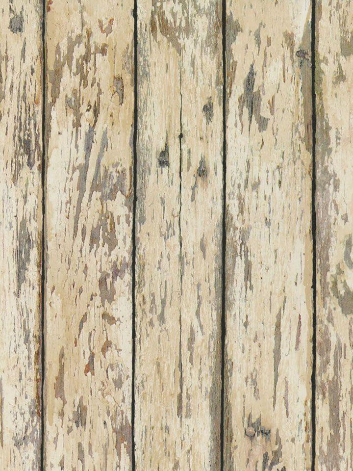 Barn Wood Looking Wallpaper