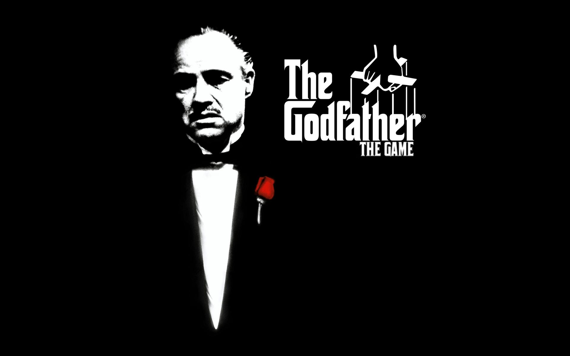 Download Wallpaper 1920x1200 Godfather Marlon brando Don 1920x1200