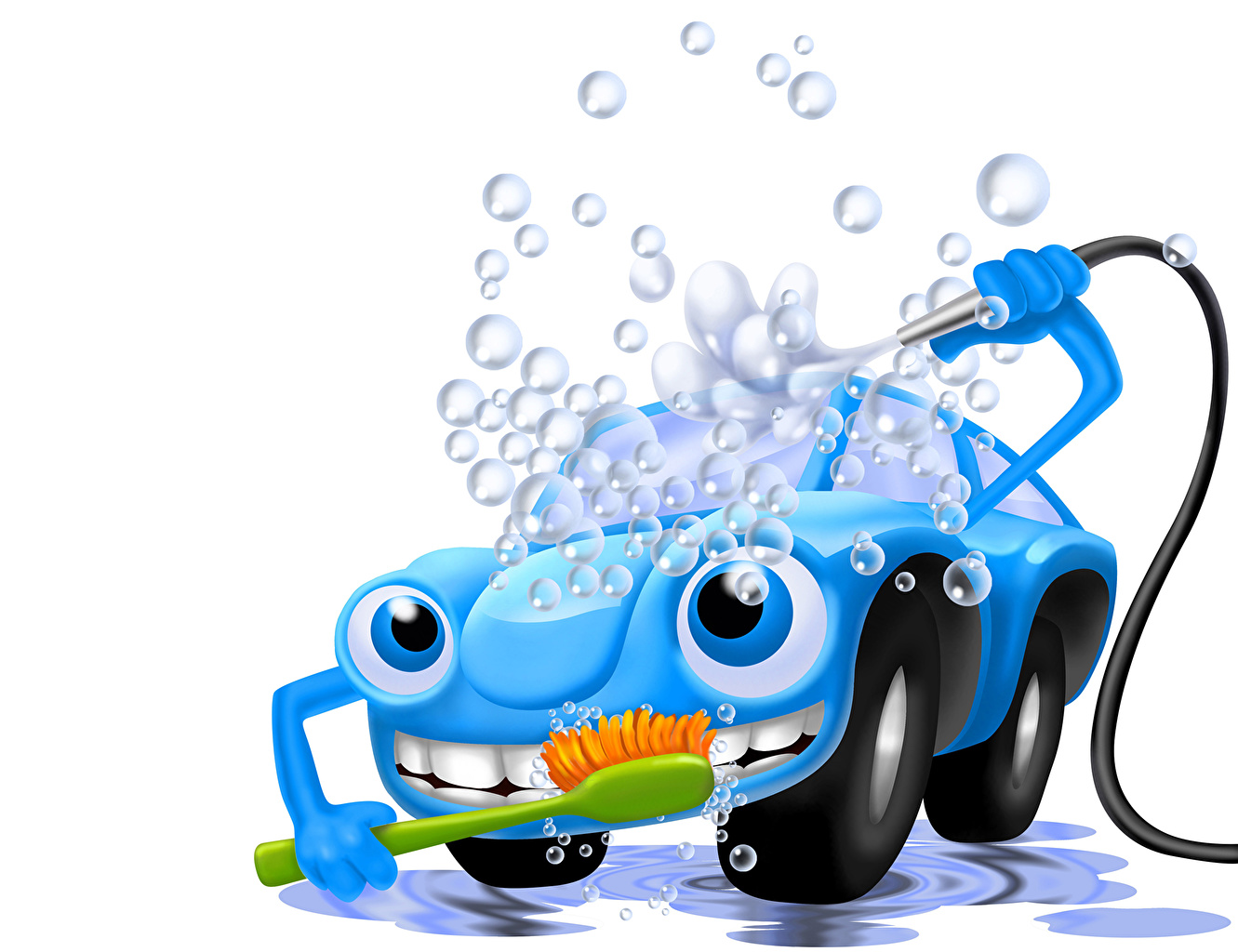 Images wash Teeth auto Vector Graphics 1331x1024