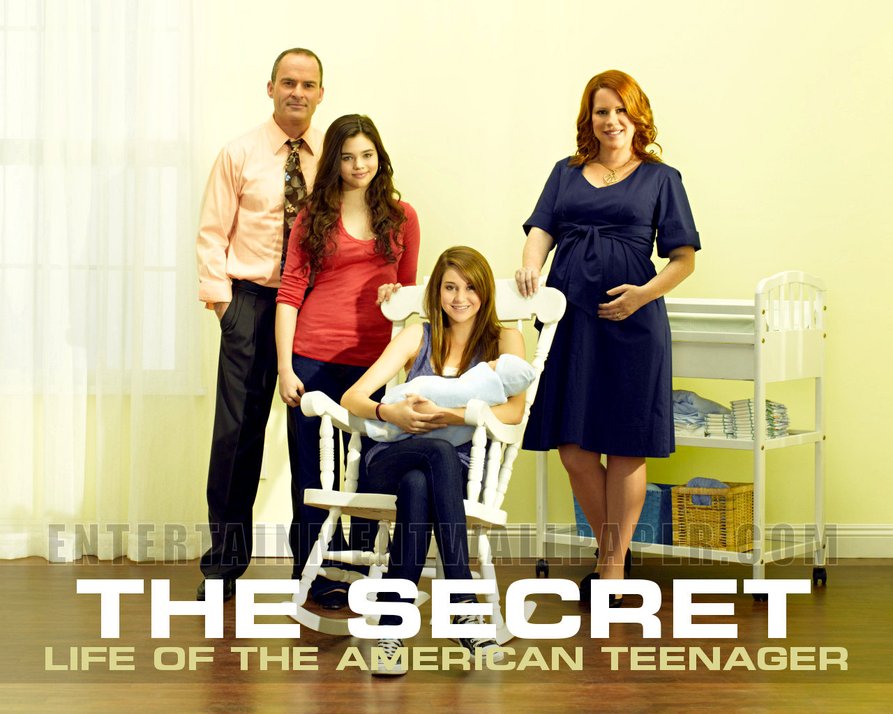 The Secret Life of the American Teenager Wallpaper   20019030 1280x1024