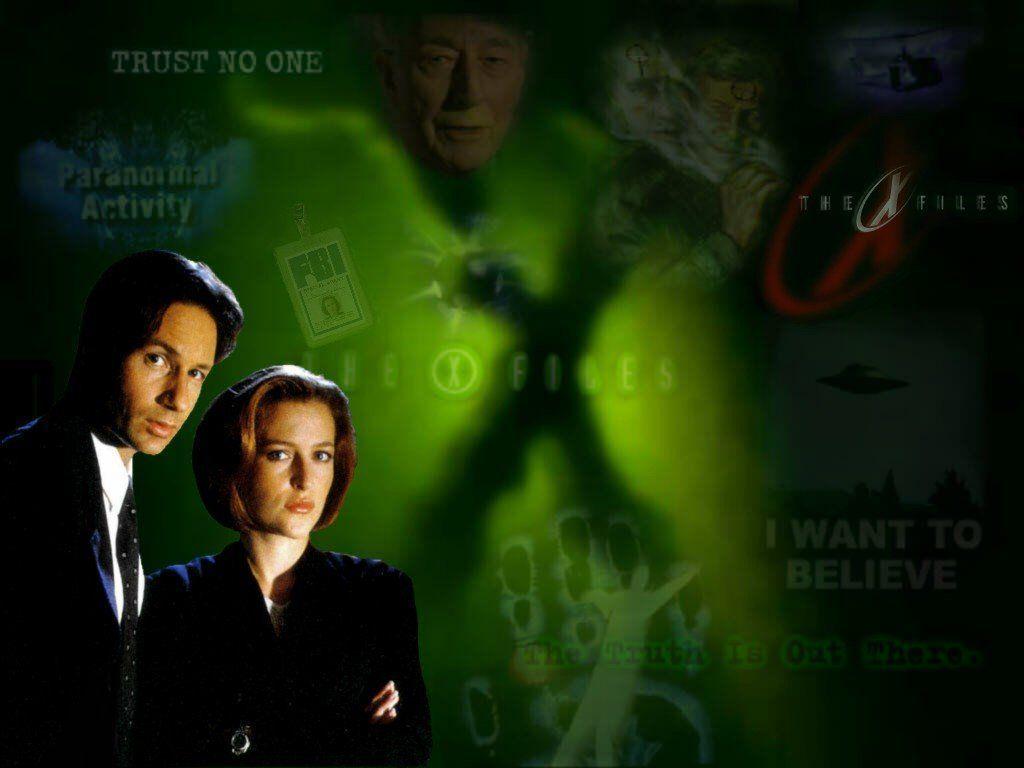 the xfiles   The X Files Wallpaper 4208986 1024x768
