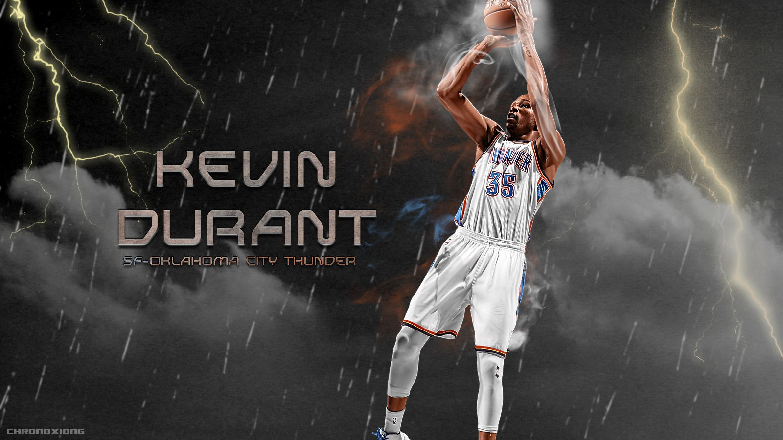 the latest 85e58 3587a Kevin Durant Wallpaper HD Wallpaper Sports Wallpapers 1600x900