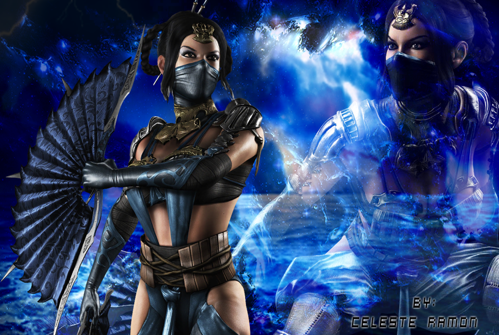 MKX Kitana by celtakerthebest 1024x687