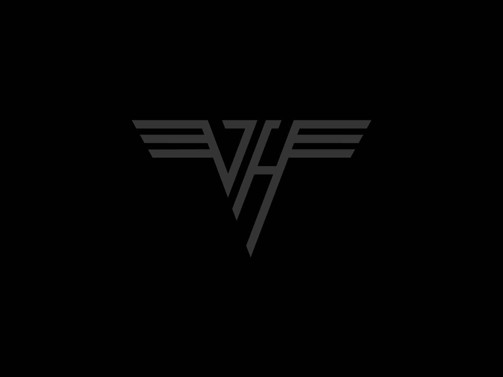 Van Halen logo and wallpaper Band logos   Rock band logos metal 1600x1200