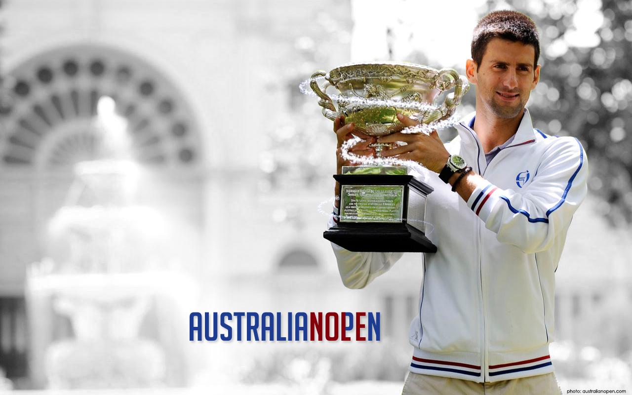 Novak Djokovic Wallpaper 1280x800